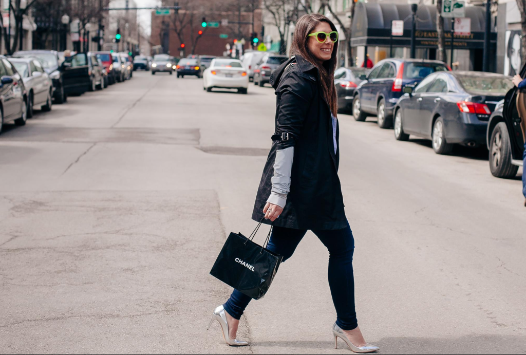Alex Moresco Fashion Blogger Chicago StreetStyleChi