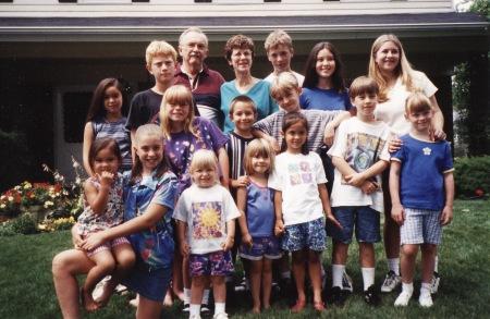 Annaliese Stockmeier Family