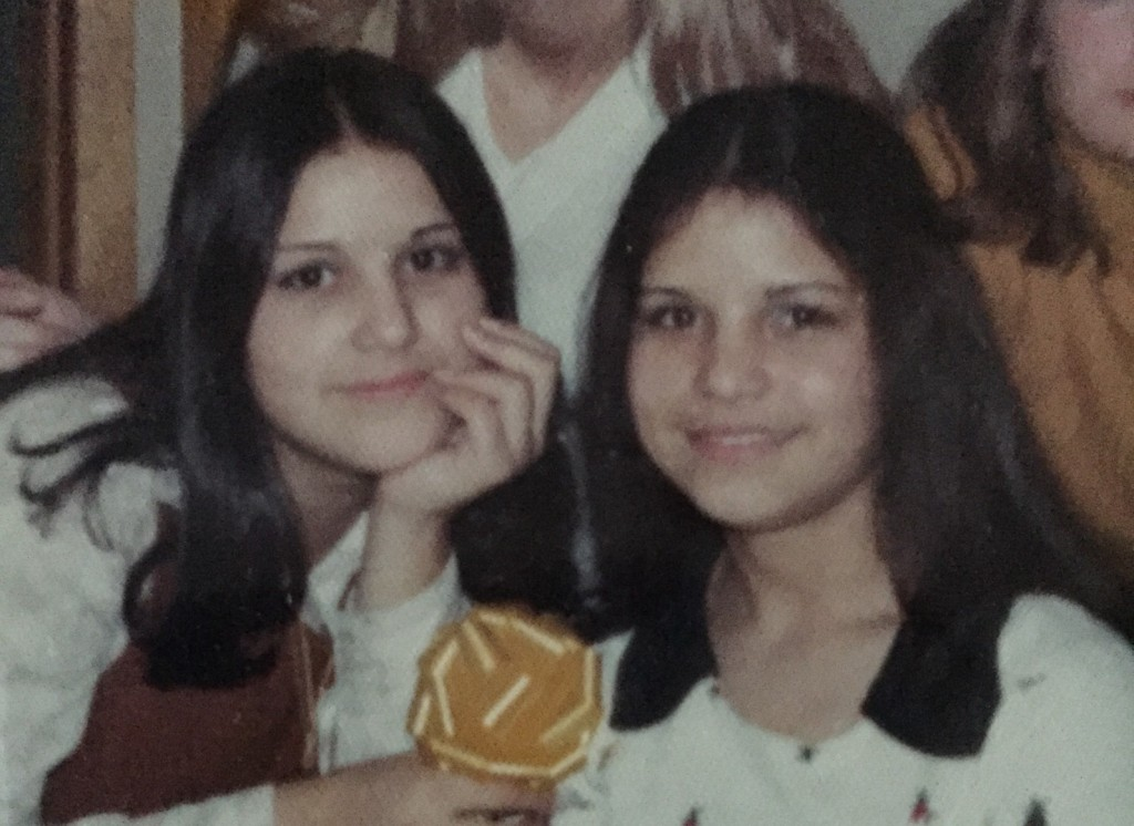 Nina & Norma Montemayor in the 1970's