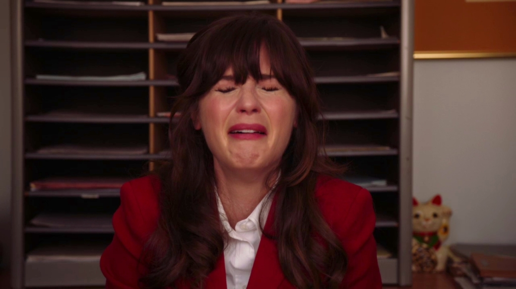Jessica Day from New Girl on Fox