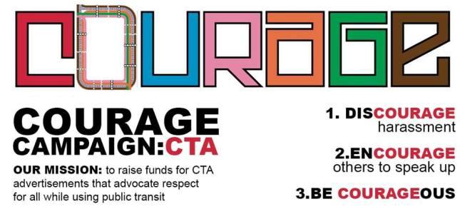 Courage Campaign: CTA Logo
