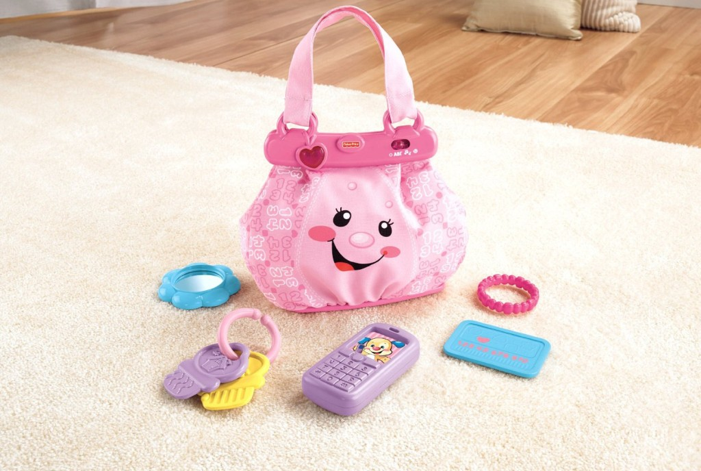 Pretty Learning Purse Gendered Toys Feminism