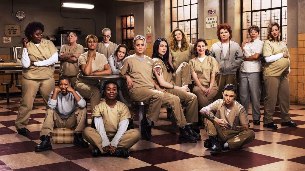 Orange is the New Black Cast Photo