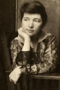 Margaret Sanger in 1914