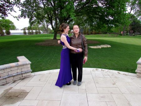 Becky & Mom