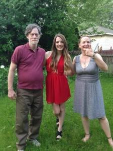 Becky Mom & Dad