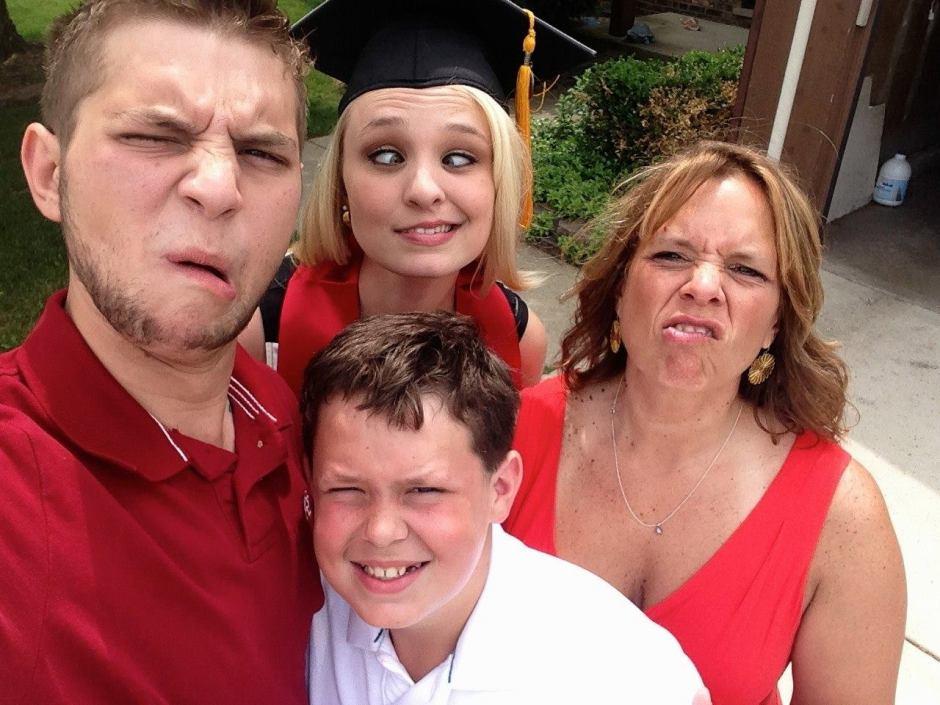 Family Selfie <3