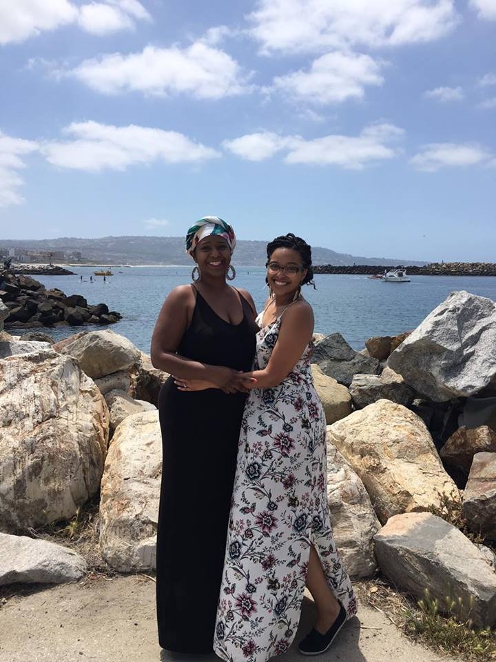 Brandy & Mom