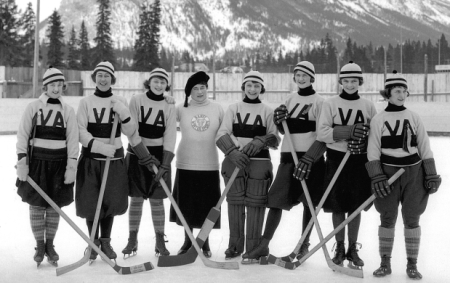 Women-Hockey-Vancouver