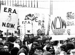 National Organization for Women Equal Rights Amendment