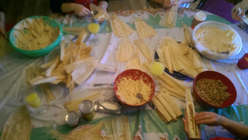 Tamales-Christmas