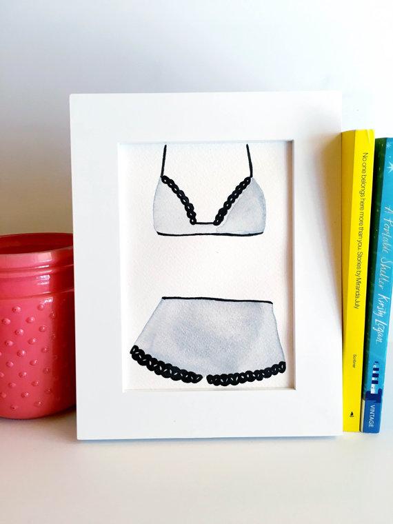 haley-lace-lingerie-painting