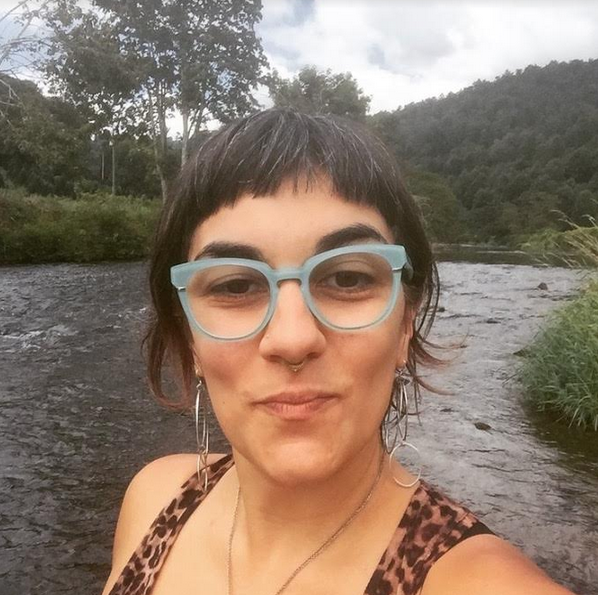 Roya Fahradi Koczak: Iranian Hungarian Witch, Healer + Diviner
