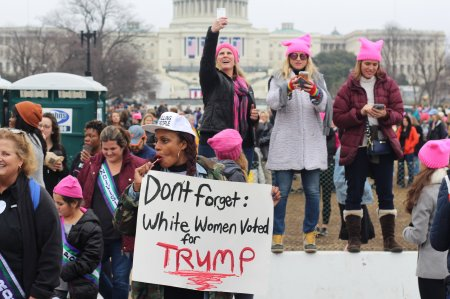 White Women Voted For Trump NYT